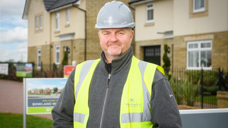 Lancashire Site Manager named as Best in Country for Quality