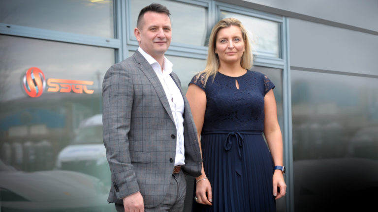 Triple Nomination for SSGC at Ex-Forces in Business Awards