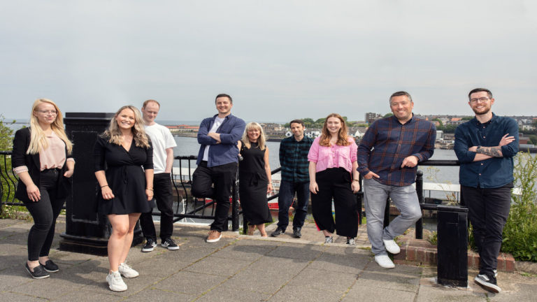 North East Creative Agency Smashes Sales Target By 72%