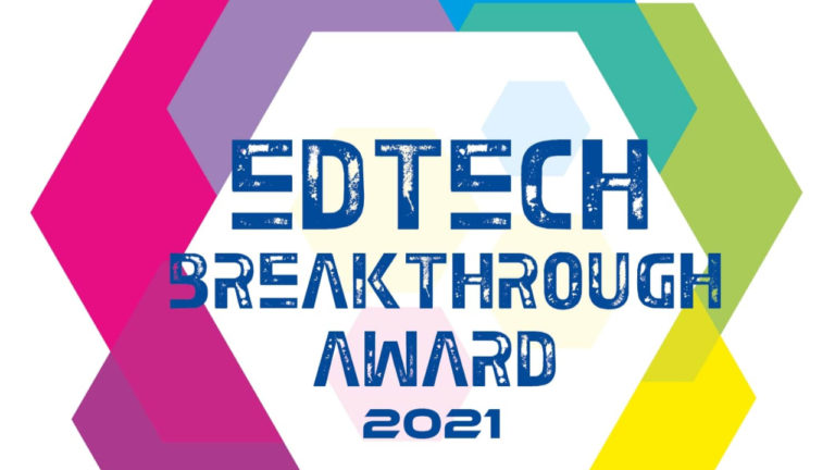 National Education Group Win EdTech Breakthrough Award 2021