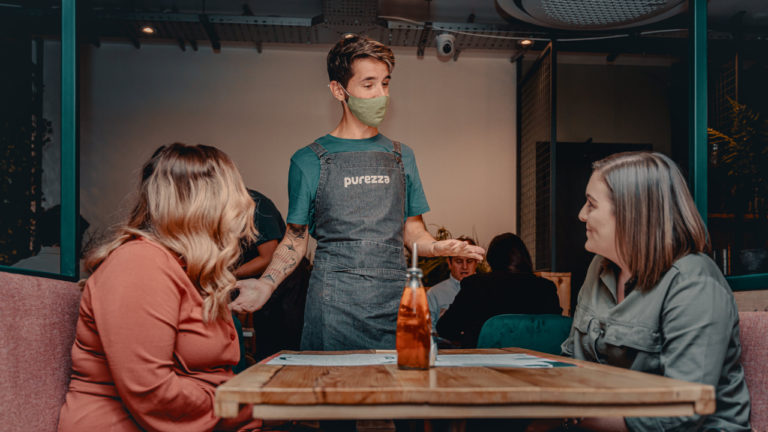 Plant-based pizza restaurant Purezza heads to Manchester this summer