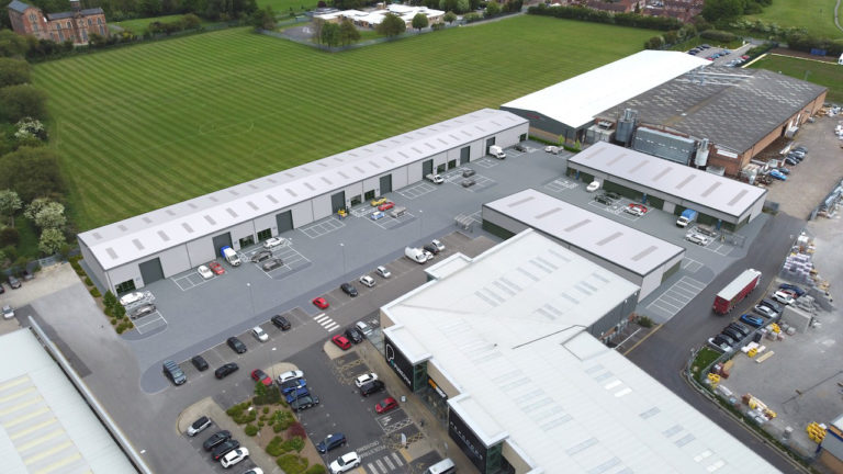 The Derwent Group submits Industrial Scheme for Hull's Anlaby