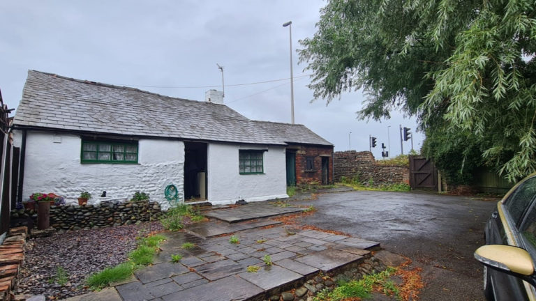 Cottage that is 'unique piece of Blackpool's history' up for auction
