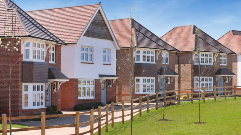 Redrow South West wins BALI architecture award for its Saxon Brook development