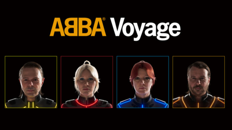 ABBA are back! Agnetha, Björn, Benny and Anni-Frid return with ABBA VOYAGE