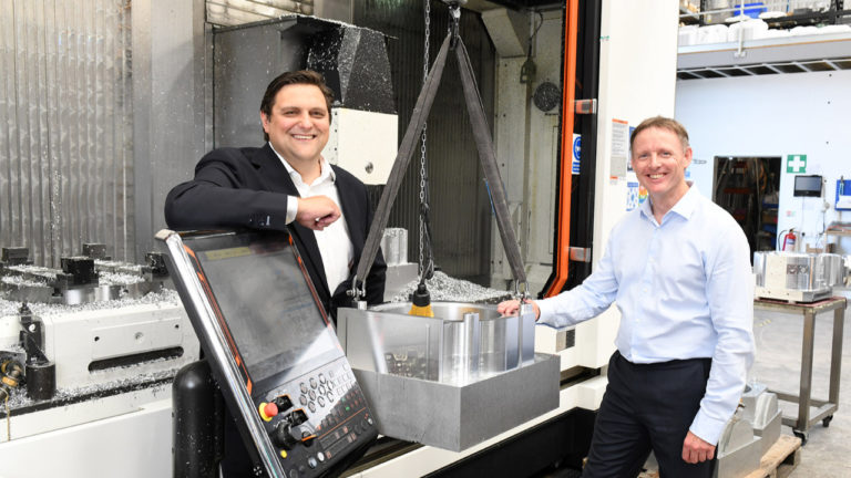 Aerospace specialist targets medical and defence sectors with latest acquisition