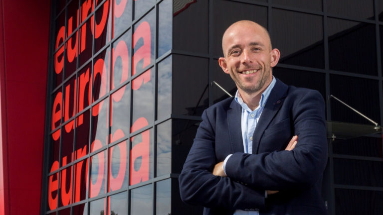 New Head of Europa Road Announces Growth Plans