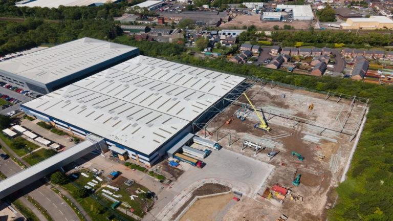 Caddick Construction progresses delivery of Alpla UK's expansion