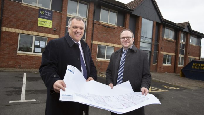 MHA Tait Walker has continued its expansion plans by investing in a new office and jobs on Teesside