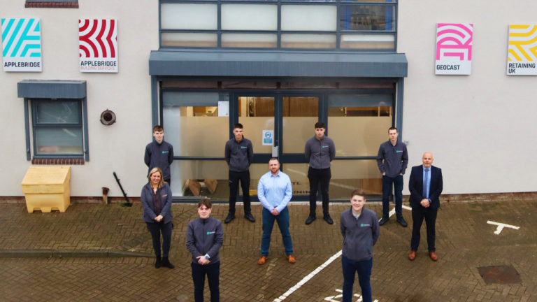 Northern Construction Group Enrol Trainees For Bespoke Training