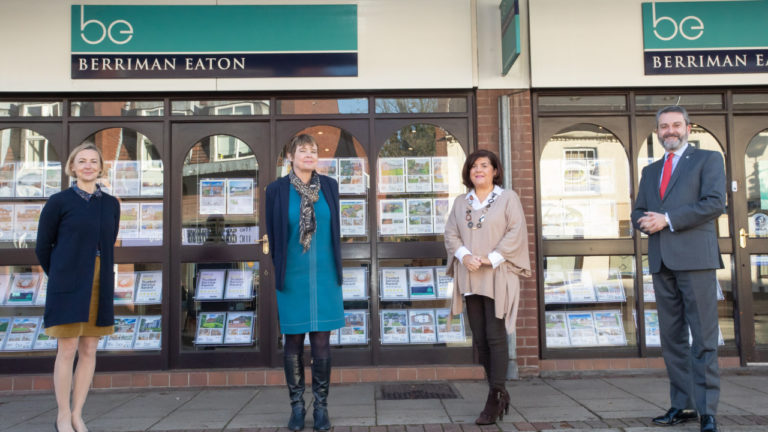 Berriman Eaton Estate Agents sets its sights on Worcestershire with £150,000 expansion plans