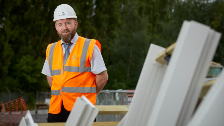 Four Barratt Homes site managers in Cheshire named as best in country