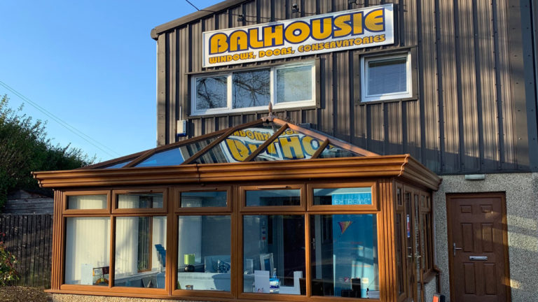 Balhousie Windows chief hits out at Scottish Covid-19 disparity as £millions of orders put on hold