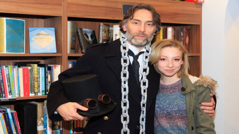 Businessman who wrote for his daughter is offered a book deal