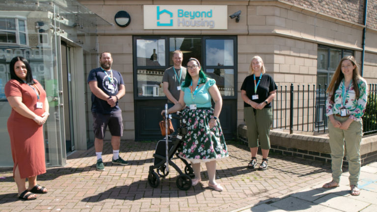 Beyond Housing named as one of the most inclusive organisations to work for