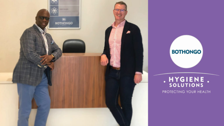 Healthguard Hygiene relaunches as Bothongo Hygiene Solutions