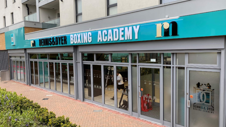 New Boxing Academy Finally Beats Lockdown and Open its Doors in Loughton, Essex