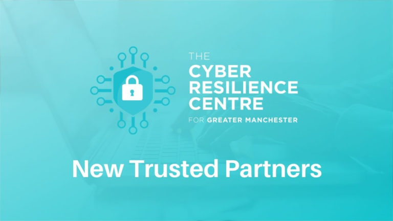 New Trusted Partners Announced by the Cyber Resilience Centre for Greater Manchester