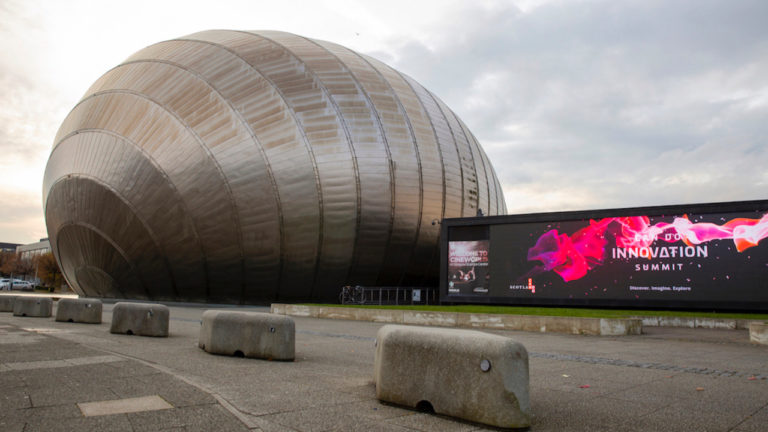 Winning SMEs to take the stage at Scotland's national innovation summit