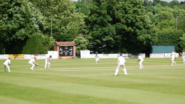 Opportunities for Buckinghamshire businesses to support cricket club's future