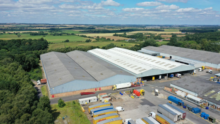 Over 500,000 sq. ft of space now let at Bawtry Park, Doncaster