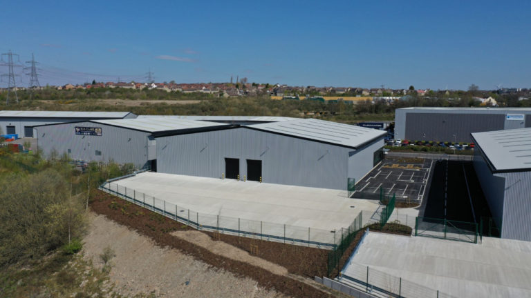 CPP secures 10-year lease on new build warehouse in Rotherham
