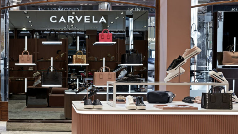 Carvela announces the opening of its first store outside London in Leeds' premium Victoria Quarter