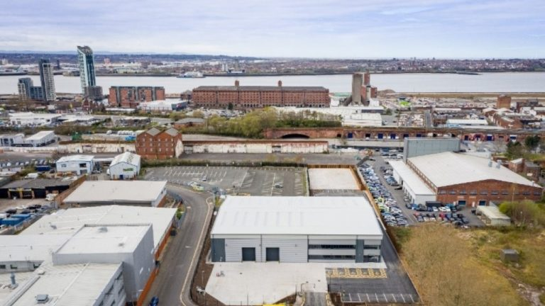 Network Space completes on Central 23 Industrial Scheme, Liverpool