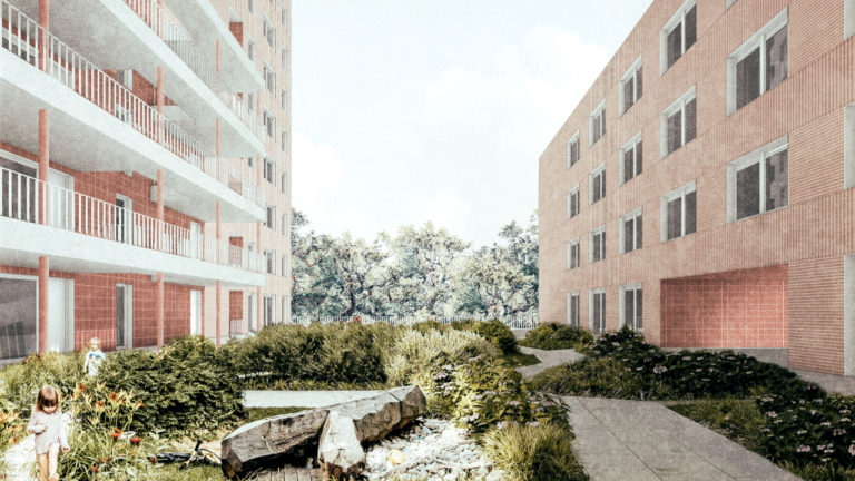 Plans Submitted For Residential Regeneration At Centric House, Milton Keynes