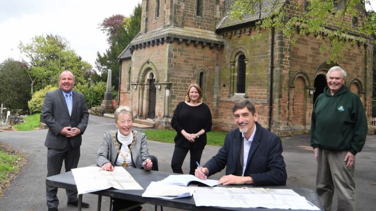 Historic Coventry chapel now owned by Historic Coventry Trust following £2m cemetery restoration