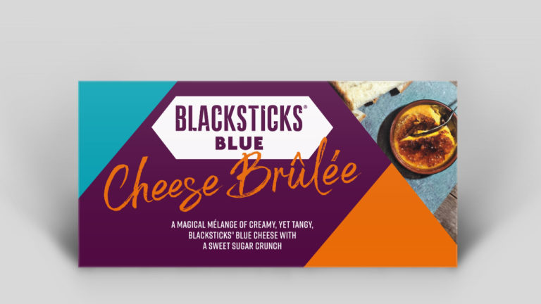 Butlers Farmhouse Cheeses launches 'mature your own' Blacksticks Blue for Christmas