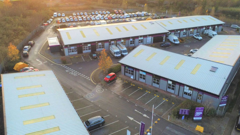 Gloucestershire business centres celebrate record month