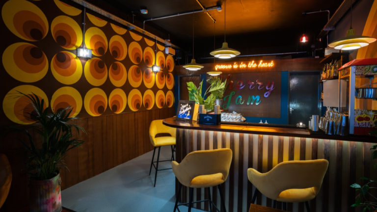 Get ready for Cherry Jam – New cocktail bar opens it's doors in Stockport