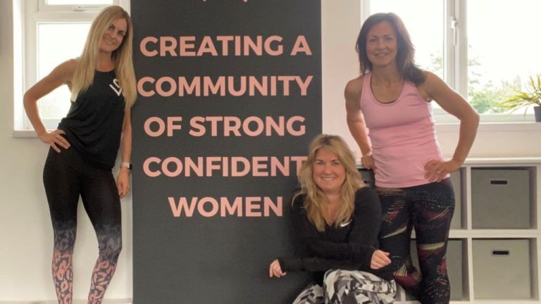 Philosophy PR adds weight to new women's fitness concept