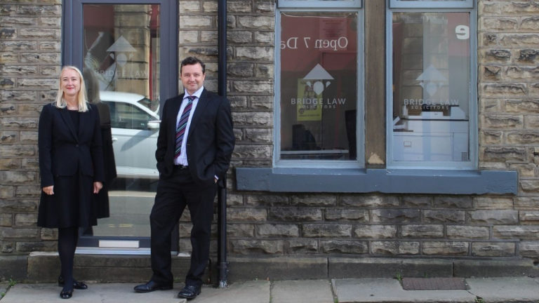 Bridge Law expands team with a duo of specialist solicitors