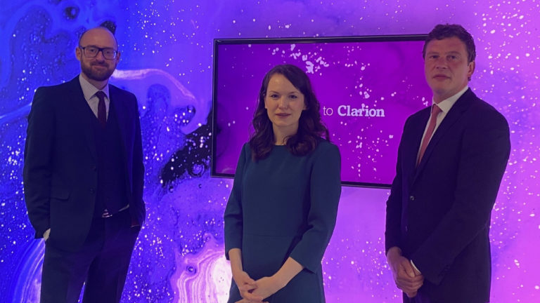 Clarion strengthens specialist banking and finance team with another two appointments