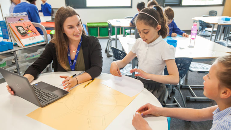 """Planning Learning Spaces """"could fundamentally rethink space utilisation in the classroom"""""""