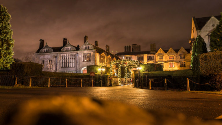 Coombe Abbey Hotel's famous festive parties and events are back for Christmas 2021