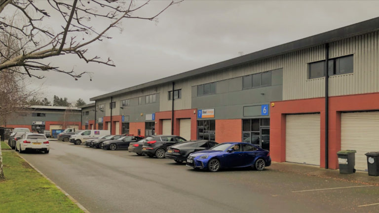 Wells McFarlane secures two tenants for Leicestershire business park