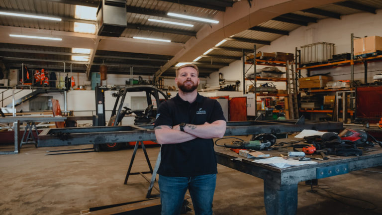 North West Engineering Firm Claims Back £65k for Innovation