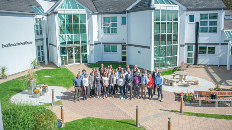 A first in Wales: St Joseph's Hospital holds inaugural cardiac MRI course for radiographers