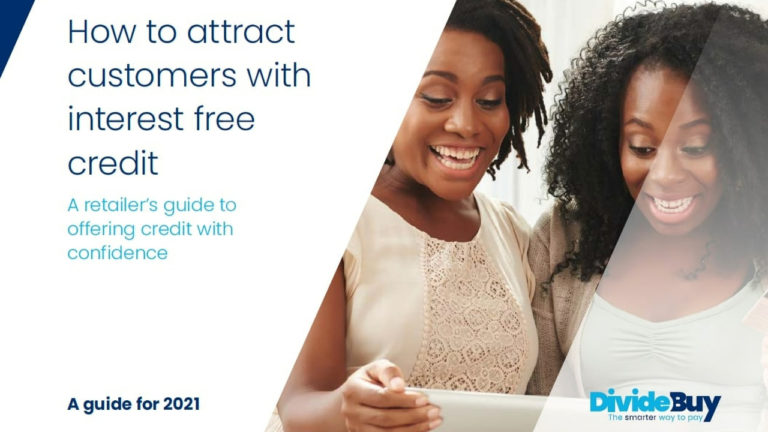 DivideBuy releases merchant guide as demand for interest free credit soars