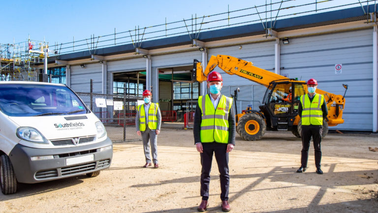Southfields starts work on new state-of-the-art £16m referral centre