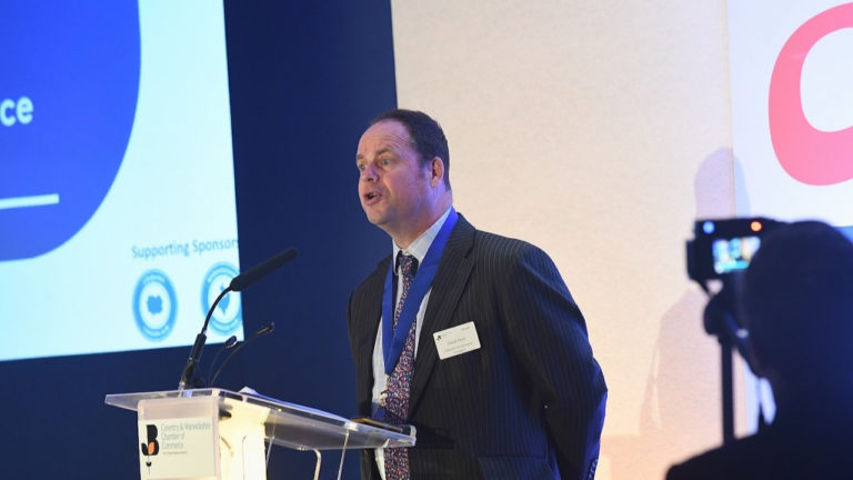 Region should be optimistic for future, says Bromwich Hardy partner