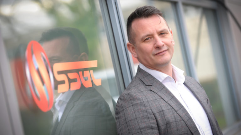 Specialist security firm SSGC appoints new CEO and MD after turnover grows to £100m
