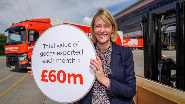 Europa Reveals Stats for its Post Brexit Product
