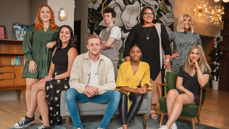 Eight is great for growing PR agency