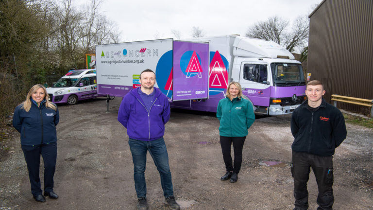 New Networking Opportunities With Age Concern Central Lancashire set to Help Local Companies Build Their Brand