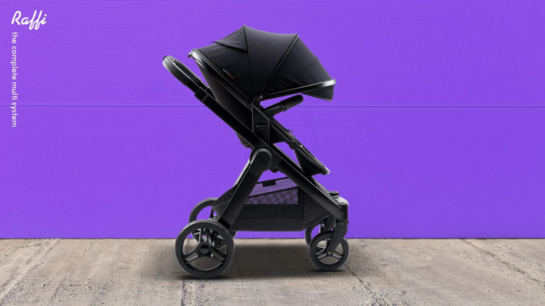 Bababing! Pushes the limits with first-of-its kind pushchair 'test drives'
