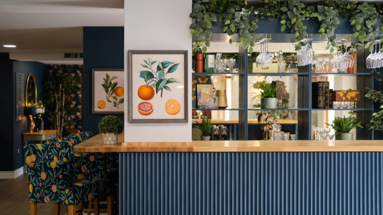 Edward Thomas Interiors Completes Trio Of Bold New Installations For McCarthy Stone
